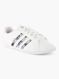 adidas neo blanche fleur