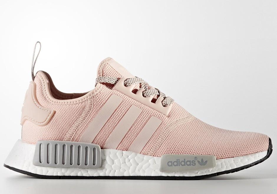 Acheter adidas nmd r1 rose pas cher