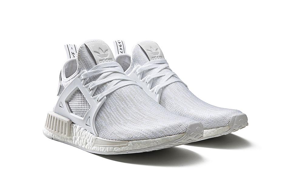 adidas nmd xr1 blanche