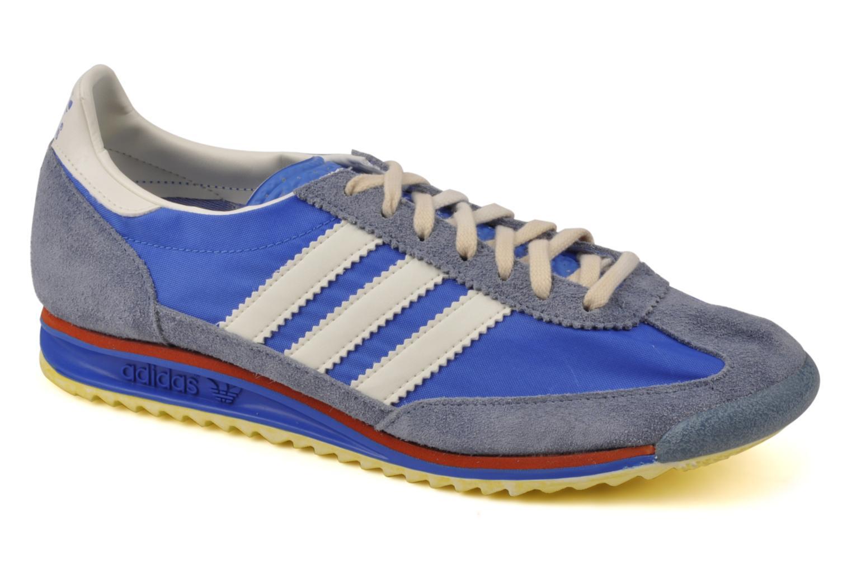ADIDAS Baskets SL 72 Homme L u0027occupation (gCr c31k Adidas Sl 72 Vintage  Chaussure de toile Homme Carbon Solid Gris ... adidas-sl-72-2012-10 f286c4c12351