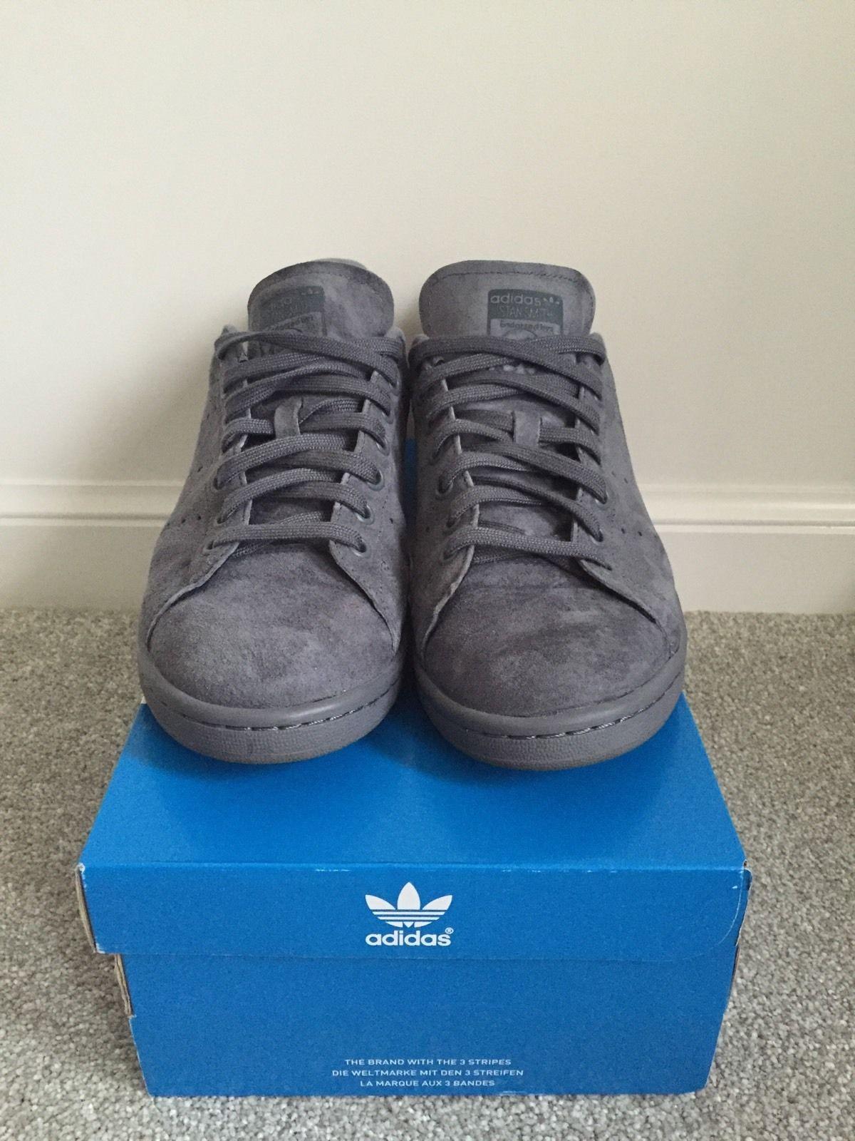 info for 54504 03509 adidas stan smith gris daim