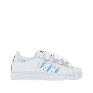 Baskets adidas Originals Superstar Iridescent pour fille en