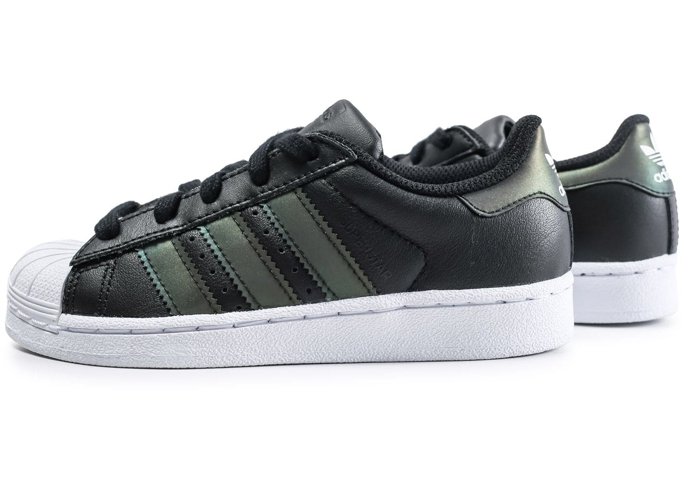 uk availability 1f503 c41e7 Superstar Bébé Garon Chaussures Noir Adidas eBaHO adidas superstar garcon  pas cher ... Photo adidas Superstar I - baskets pour enfant ...