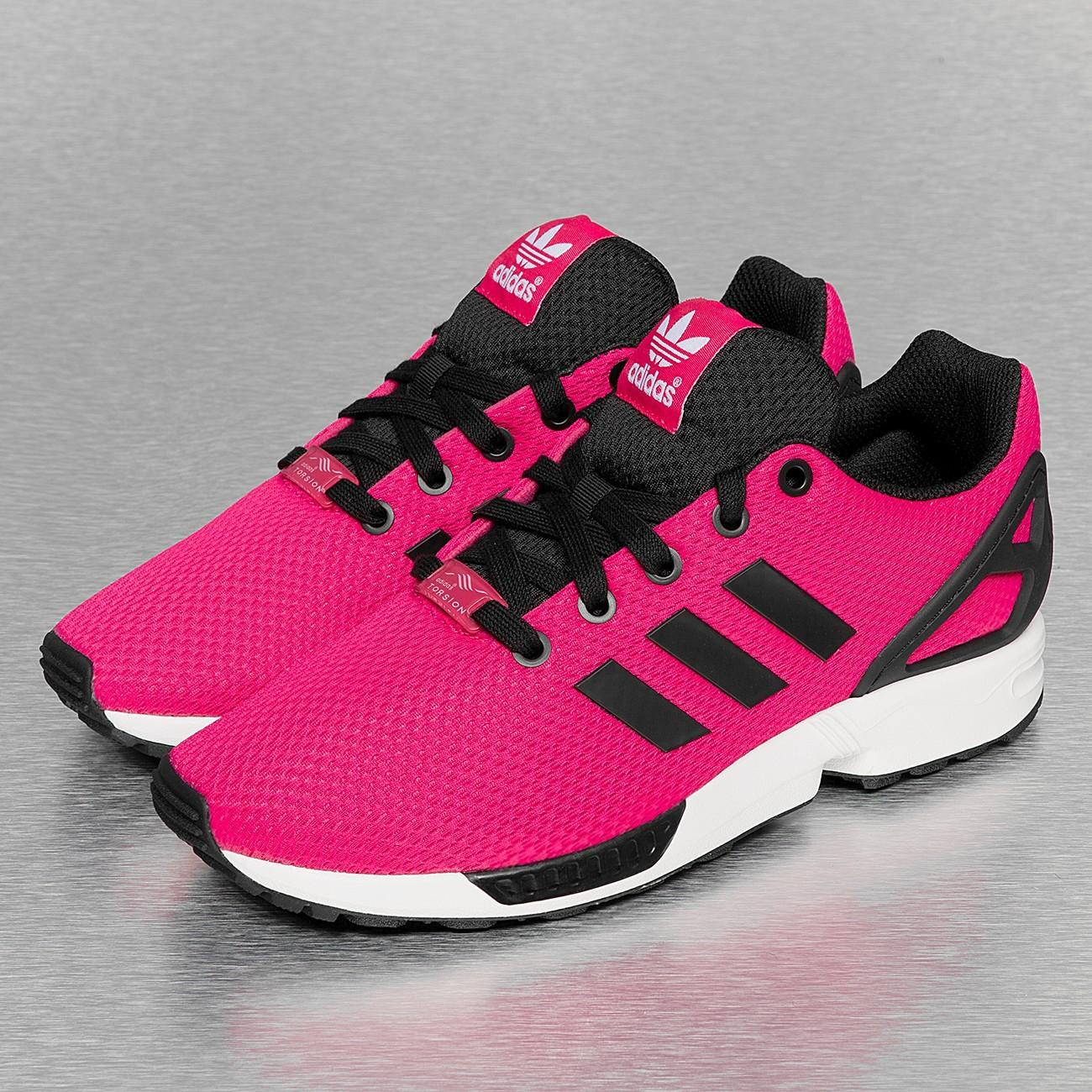 adidas zx flux femme rose