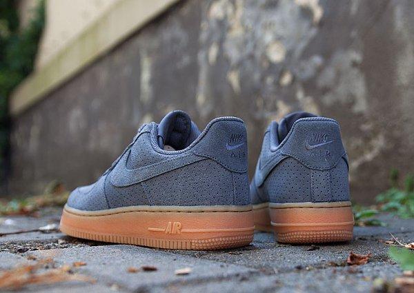 sports shoes d78b6 6d6a3 Acheter air force 1 low suede femme pas cher