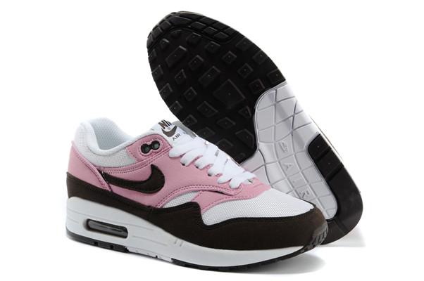 Acheter air max 87 femme rose et noir pas cher