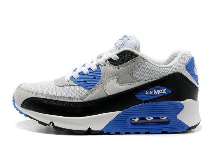 buy online 81155 48c97 Acheter air max bleu blanc gris pas cher