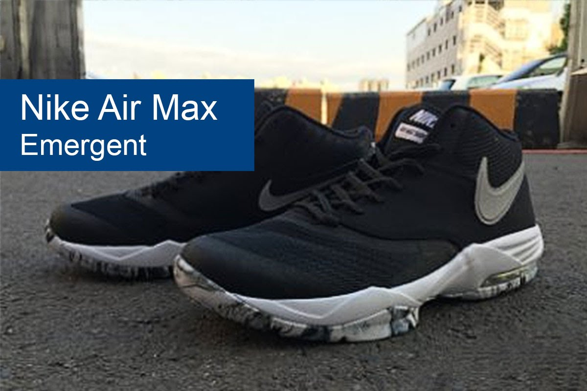 nike air max emergent avis