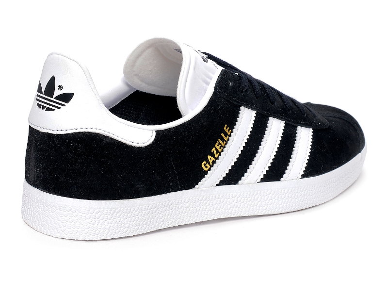 Cliquez pour zoomer Chaussures adidas Gazelle Og Noire Et Jaune vue extérieure ... Adidas originals sandales pourpre femme,adidas gazelle rose pale,basket ...