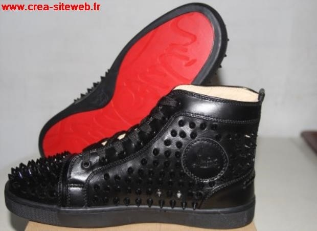 Christian Louboutin Baskets montantes,talon louboutin swag,magasin louboutin,à  prix d u0027occasion. Chaussure Louboutin Homme Occasion 2c7531c543e8