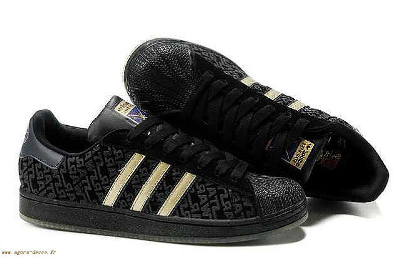 basket adidas superstar homme noir