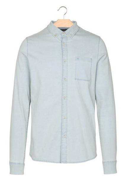 Calvin klein jeans wazo gris vêtements chemises manches longues homme 0d988bdf313