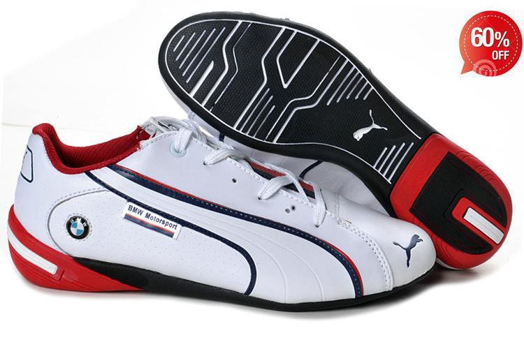 chaussure puma bmw enfant rouge cheap online